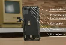 iPXS拆解:电池比iPX容量缩水