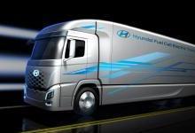 现代加注氢燃料电池产业 将在瑞士部署1000辆氢动力卡车