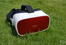 大朋VR全景声巨幕VR影院评测