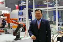 韩华亮相工博会,协作机器人引爆众人眼球