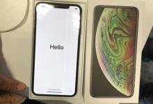 首例iPhone XS Max屏幕绿线故障出现