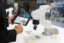 工博会看新趋势:机器人走向轻量化