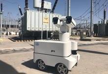 中国通号智能巡检机器人保障高铁安全运营