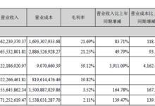 东旭光电上半年毛利率下滑17.73%