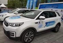 英特尔加速推动中国车联网技术应用落地