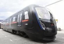 我国新一代碳纤维地铁问世