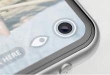 前置摄像头消失 屏下隐藏式方案创无限可能
