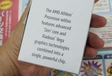 双核心!AMD速龙200GE日本上市:只要420元