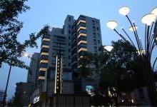 鸿雁照明助力城中街亮化工程