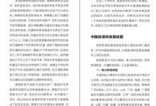 中国能源转型路线图的思考