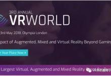 十种重塑世界的VR/AR技术