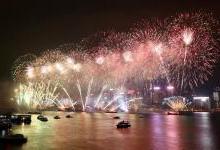 全球各地跨年灯光烟火秀大盘点