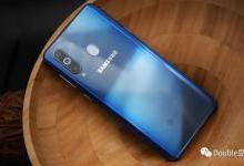三星Galaxy A8s点评