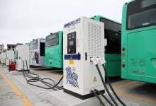 广州从化最大公交充电站场投运并对外开放