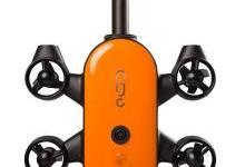 吉影科技携全新水下无人机亮相CES2019