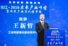 王新哲:加快新一代信息技术产业发展