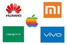 在高端手机市场华米Ov难撼苹果