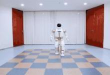优必选仿人服务机器人Walker新一代发布