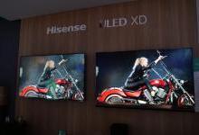 海信CES 2019展出70英寸激光电视