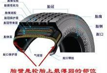汽车胎压高和胎压低哪个更容易爆胎?