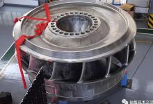 世界首台百万千瓦水电机组转轮诞生