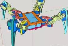 制作机器人的步骤详解