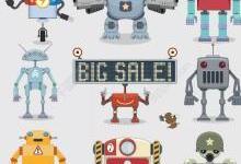 机器人好多种,该怎么分类呢?