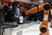 德国工业机器人出口高速增长 中国需求量大