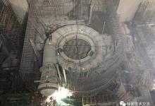 分析抽水蓄能电站保压蜗壳混凝土浇筑