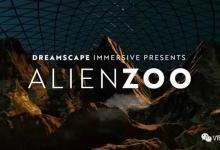 Dreamscape体验店开启VR影院模式