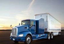 肯沃斯将与丰田汽车合作研发10款氢燃料电池重卡