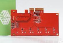 智微 PCIe转5口SATA3芯片首发评测