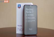 红米 Note 7评测:把性价比硬磕到底