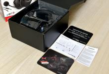 双模连接 天际蓝牙游戏耳机评测