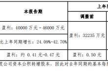中原环保2018预计盈利40000–46000万