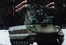 军用机器人技术系统发展趋势