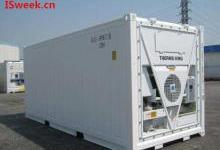 温湿度传感器在集装箱中的应用