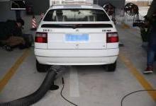汽车检尾气时为什么不允许车主自己开车?