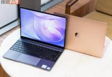 华为MateBook 13对比MacBook Air评测