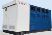 丰田使用氢燃料电池为其日本一家工厂提供动力