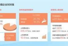 2019中国企业500强 国家电网列第三位