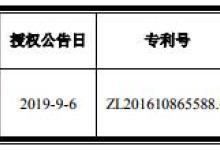 鸿利智汇的CSP灯珠及其制作方法获发明专利证书