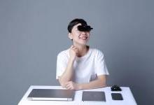 耐德佳发布新款AR眼镜