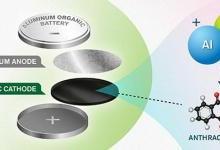 一种更环保的新概念电池