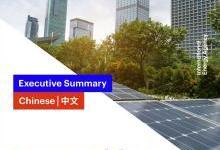 可再生能源2019—分析和预测至2024