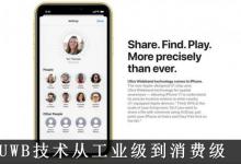 开启智能家居等领域,关于苹果UWB芯片的未来计划