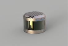 未感科技发布业内首个905nm的400米多线激光雷达