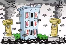 垃圾中转站恶臭监测解决方案 空气质量传感器