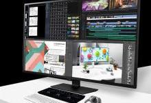 LG发布43UN700显示器:42.5寸4K IPS屏