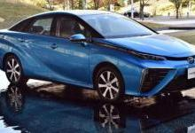 氢燃料电池汽车驶入快车道